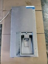 Lg Lmxs30776S Left Side Refrigerator Door With Ice Maker #Adc52734234