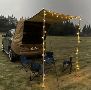 Car / SUV Awning / Tent / Canopy / Camping. Perfect For Festivals, Picnics etc
