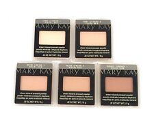 MARY KAY SHEER MINERAL PRESSED POWDER~YOU CHOOSE SHADE~IVORY~BEIGE~BRONZE~MATTE