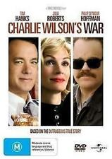 CHARLIE WILSON'S WAR Tom Hanks, Julia Roberts DVD NEW