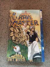 Rave Master #1 Oct 2004 Tokyopop
