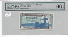MPC Series 681  50 cents PMG  66EPQ  GEM UNC