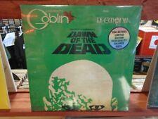 Goblin Dawn of The Dead LP NEW Colored vinyl George Romero Zombie Film