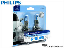 PHILIPS H1 CRYSTAL VISION ULTRA 4000K XENON LOOK 12258CVB2 12V 55W | PACK of 2
