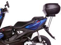 Shad Y0RX53ST Soporte de Baul para Yamaha Aerox 50, Negro