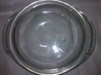 Vintage PYREX #023 Clear Glass 1.5 Quart Casserole Bowl, No  Lid~ FREE SHIP!