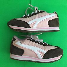 Circo kid girl's fashion leather running walking shoes size-10