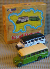 Corgi Classics Island Transport Set - 2 Bedford OB's 97741
