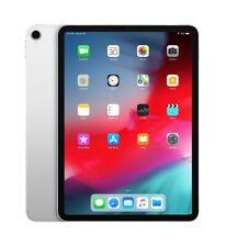 """Apple iPad pro 11"""" Wi-Fi + móvil e 256gb plata Tablet (mu172fd/a)"""
