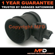 VAUXHALL ZAFIRA 2.0 GSI TURBO PETROL (2001-2005) MAF MASS AIR FLOW SENSOR METER