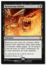 MTG Magic DTK - Foul Renewal/renouveau infâme, French/VF