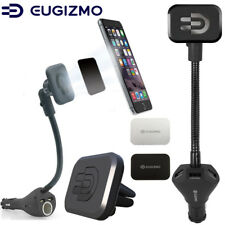 Magnetic Car Mount with USB Charger Holder Cradles for  Universal Phones GPS PDA