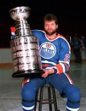 Dave Semenko Edmonton Oilers 8x10 Photo