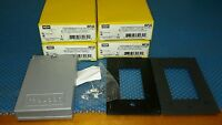 HUBBELL WP26 WEATHERPROOF PLATE CAST ALUMINUM LOT OF 4 NEW! $69