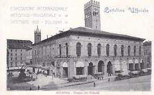 C3188) BOLOGNA PALAZZO PODESTA', ESPOSIZIONE ARTISTICO INDUSTRIALE DICEMBRE 1902