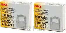 (2-Pack) OKI 52102001 OKIDATA Microline ML 320 321 390 190 180 172 black Ribbon