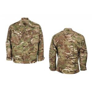 Original Brit. Feldbluse Barrack MTP tarn Tarnfarben Britische Armee Hemd Bluse