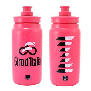ELITE Fly Giro D'Italia Water Bottle 550ml , Pink