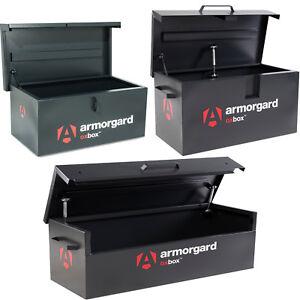 Armorgard OxBox Secure Van Vault Site Storage Safe Box (Various Sizes) Tool