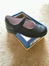 Start-rite Quickstep Navy Girls School Shoe Size 11e at
