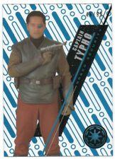 2016 Star Wars High Tek Blue Rainbow #SW53 Captain Typho 46/99