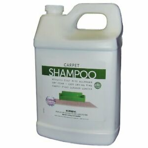 1 Gallon Genuine Kirby Allergen Shampoo. (Lavender Scent). Use with all model Ki