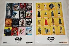 NYCC 2018 STAR WARS TOPPS CARD TRADER! NEW YORK COMIC CON! LIMITED CARD SHEETS