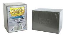 Dragon SHIELD-GAMING BOX SILVER-carte box