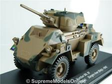 HUMBER MK IV TANK ARMY MILITARY MODEL 1943 ITALY 1/43RD SCALE ISSUE K8967Q~#~