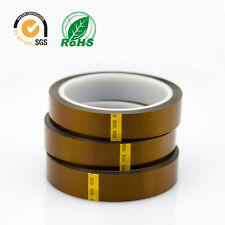 Kapton Tape 15mm Width silicone adhesive ESD additive static charge reducing