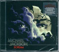 Michael Jackson. Scream (2017) CD NUOVO (Best+Bonus Track) Thriller. Dirty Diana