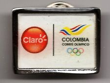 RIO 2016. OLYMPIC GAMES. NOC PIN.COLOMBIA, CLARO
