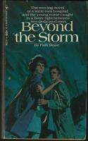 Beyond the Storm by Patti Stone 1970 Vintage Paperback Nurse Romance/Suspense