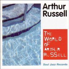 Arthur russell-the world of Arthur russell 3 vinyl LP NEUF