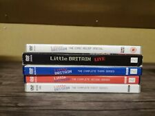 Little Britain Dvd Bundle Seasons And Live Special