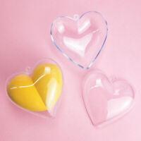 Heart Empty Makeup Sponge Shaper Puff Holder Stand Storage Box Cosmetic Case DP