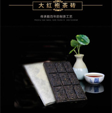 Organic Black Tea 100g Da Hong Pao Oolong Tea Healthy Drink Chinese Slimming Tea