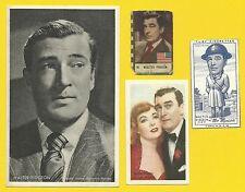 Walter Pidgeon Fab Card Collection Greer Garson The Miniver