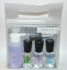 Zoya 4 Piece MINI Color Lock Nail System Kit **(Offered by Cozee Clothing)