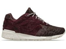 Saucony Select Shadow 5000 Bricks S70341-1 Sz 14 Maroon/White IN HAND