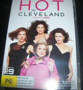 Hot In Cleveland : Season 1 (Australia Region 4) DVD – Like New
