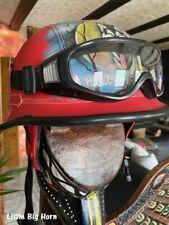 Chopper Helm Gr L  Bikerhelm Bulzeye CASCO HELMET CASQUE BIKER Size.L
