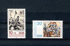 1983 Satz  postfrisch Mi-Nr.   2812 + 2813  Briefmarkenausstellung