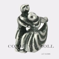 Authentic Troll Beads Silver World Tour Viennese Waltz Trollbead  AU11308