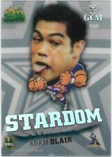 2011 Select NRL Champions Stardom Gem (MG8) Adam BLAIR Storm
