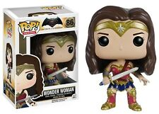 Funko - POP Heroes: BatMan vs SuperMan - Wonder Woman