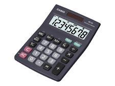 Casio Ms8s Desk Calculator With Tax Calculation 8 DIGIT