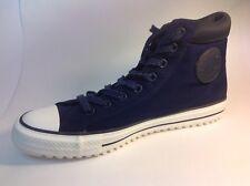 Converse, 153682C, Hi Boot, Obsidian, Almost Black Egret, Mens Size 10 Shoes