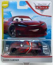 CARS 3 - AARON CLOCKER racer RE-VOLTING TEAM - Mattel Disney Pixar