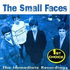 SMALL FACES-immediate Recordings-CD